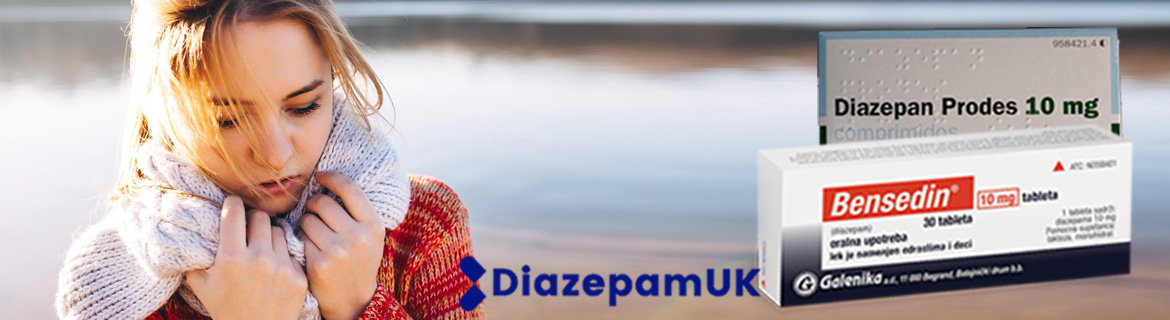 Treat Anxiety and Buy Diazepam Online