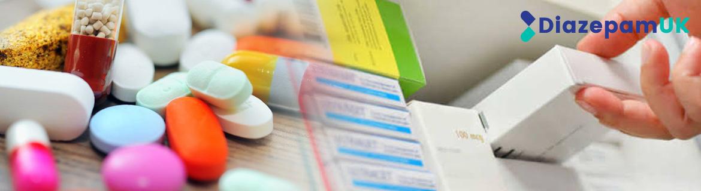 Buy diazepam through Online Pharmacy in the UK