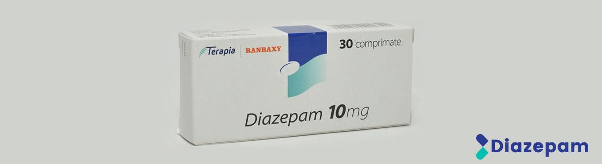 Terapia Diazepam