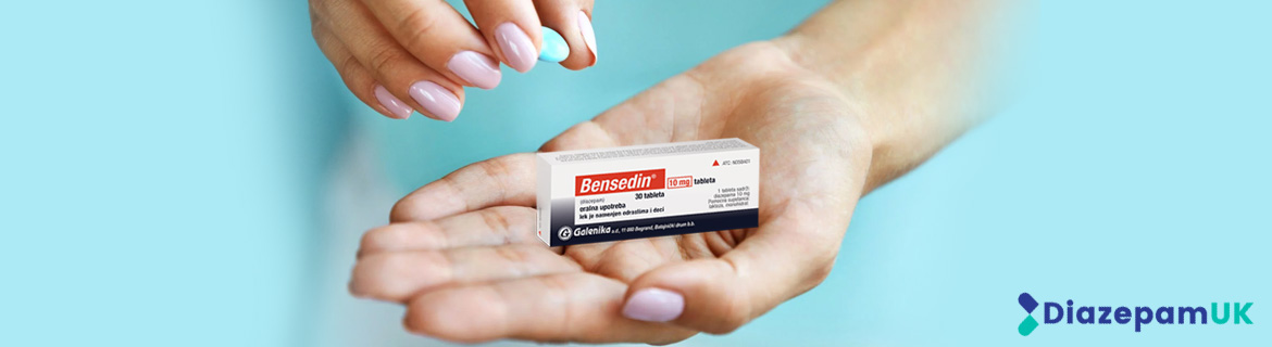 Buy Diazepam Tablets Safely Online in the UK