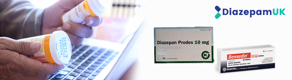 How to Buy Diazepam Online in the UK