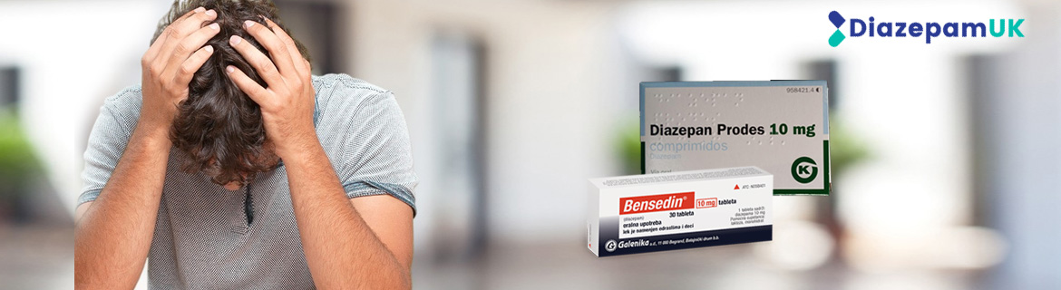 Buy Diazepam Tablets to Treat Anxiety