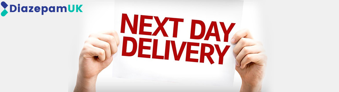Diazepam Next Day Delivery in the UK