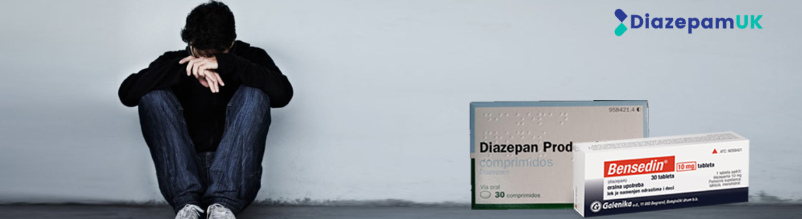 Buy Diazepam in the UK for Anxiety