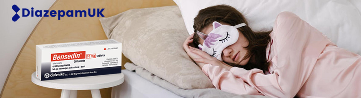 Buy Diazepam 10mg for Insomnia Today